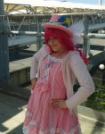 pinkie pie cosplay by sakuratard17