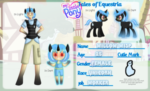 MLP:ToE App: WillowWisp