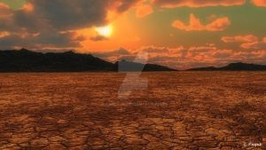 Alvord Desert Oregon by Lance66