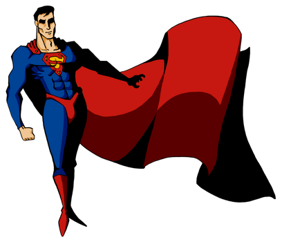 Gift: Superman by Gelmisar