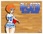 The Funky and Sexay Susan ALL-STAR by ImfamousE