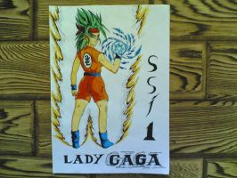 Drawing-SuperMonster_Dragonball=LG by eduaarti