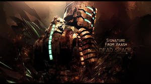 Dead Space by Akashishere