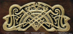 Celtic Friendship Knot by kevindyer