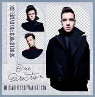 One Direction PNG Pack (40) by melismerve22
