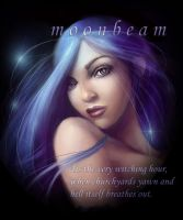 Moonbeam, Tis the Hour... by vixelyn
