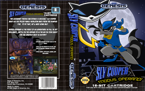 Sly Cooper - Modus Operandi by fnook