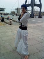 Awesome Grimmjow by High-on-E-numbers