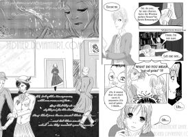 Love's Future Pages 1-2 by JadineR