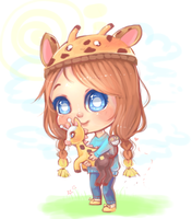 Chibi Keely by Getanimated