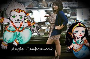 angie tunbooneak by RoMaCeKiD