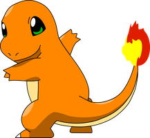 Charmander by Mighty355