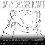 Lovely Danger Planet: Screaming Frog 1 by Chicken008