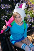 Fionna the Human 3 by ChibiSashi