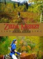 Lindsey Stirling Zelda Medley by vhesketh
