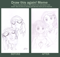 Before and after meme by annagirl59