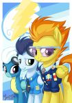 Wonderbolts by mysticalpha