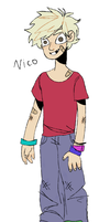nico galapagos by digitallyImpaired