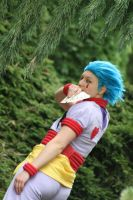 Hisoka Watches You All by Ryu-chan89