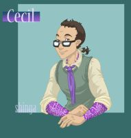 WTNV - Cecil by shinga