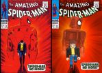 The Amazing Spiderman 50 by jcastick
