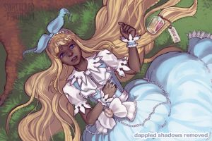 Alice (Dappled Light Removed) by Shattered-Earth