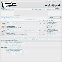 eChillout Forums Layout by DeadSet