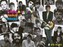 Paulie's Birthday by PseudonymousRMY