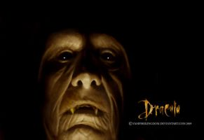DRACULA by vampirekingdom