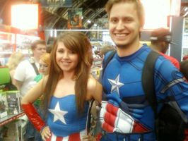 Captain Amuricas! by TommEdge4Life