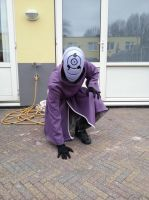 Obito Uchiha Cosplay by Flarebuster