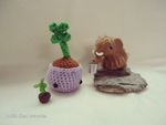 Clover the baby mammoth by judithchen
