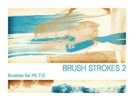 Brush Strokes 2 PS 7.0 by Pfefferminzchen