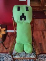 3 Foot Plush Creeper by KeyboardingChihuahua