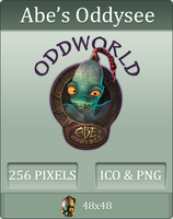 Abe's Oddysee Icon by UltimateAoshi
