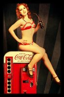 Christmas cola by DarcylaRouge