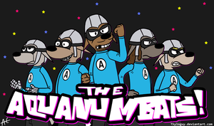 The Aquanumbats! by Thyloguy