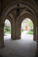 Yale University Stock 32 by FairieGoodMother