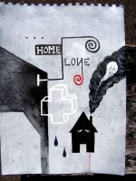 Home Lone wip 9 by HALOaffect
