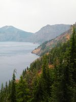 Crater Lake Eastern Slopes by WillFactorMedia