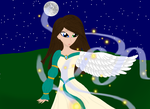 Willow the Swan Princess by PercyJacksonFangirl1