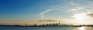 Downtown Vancouver Panorama Day 01 by insomniac199