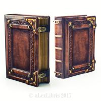 Medieval styled journals... by alexlibris999