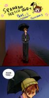Spamano doodle-story  11 by mitssuki