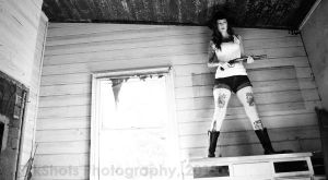 Country Kitty 1 by kittyelixir