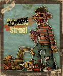 Zombie Street by cool-slayer