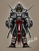 Assassin's Creed Samurai Concept by Partin-Arts