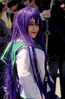 Saeko And Zombie walk by VictoriaRusso