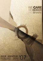 Mag Cover for School - CHS by Crays