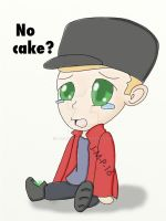 No cake? by J-M-P-16